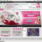 White Rose Bingo Registrese