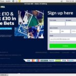 William Hill Sports New Customer