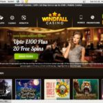 Windfall Casino Pay Vision