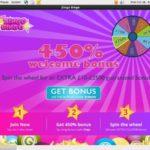 Zingo Bingo Bonus Casino