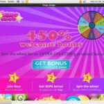 Zingo Bingo Minimum Deposit