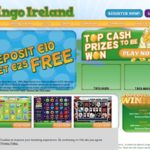 Bingo Ireland Ocha Pay