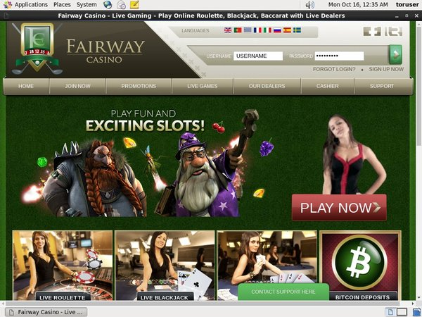 Fairwaycasino Bet Online
