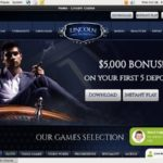 Lincoln Casino Sign Up Free