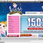 Fairysbingo Conto