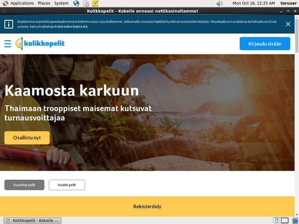 Kolikkopelit How To Register