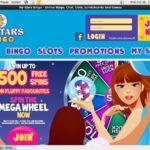 My Stars Bingo No Verification