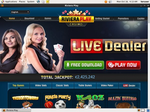 Deposit Limit Rivieraplay