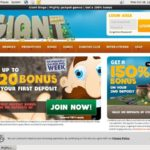 Giant Bingo Welcome Bonus No Deposit