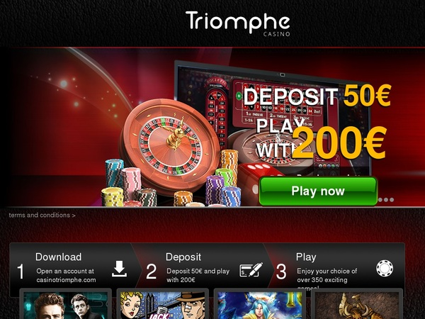 Triomphe Casino Iphone App