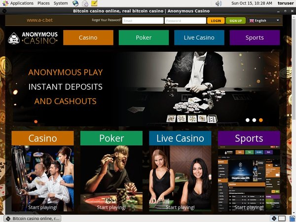 Anonymouscasino Best Online Casino