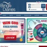 Bingo Diaries Sign Up Bonus