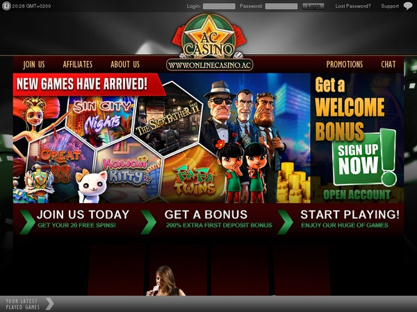 AC Casino Paypal Bingo Sites