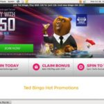 Joining Ted Bingo