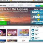 Free Casinoroom Bonus