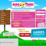 Bingo Yard Live Casino Uk