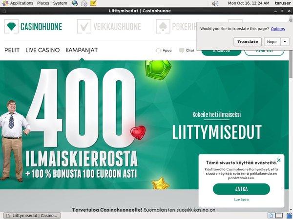 Casino Huone Transfer
