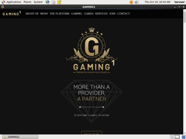 Gaming1 Best Casino