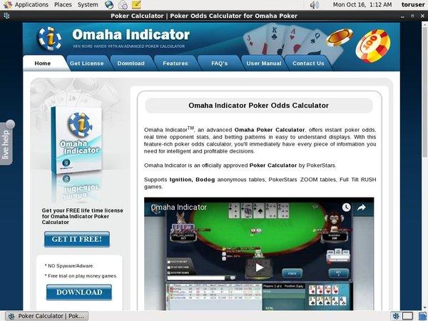 Omaha Indicator Account