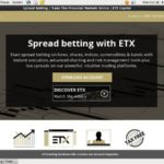 ETX Capital Bet Bonus