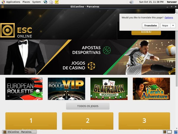 Estorilsolcasinos Joining Offers