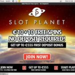 Slot Planet Bonus Promotions
