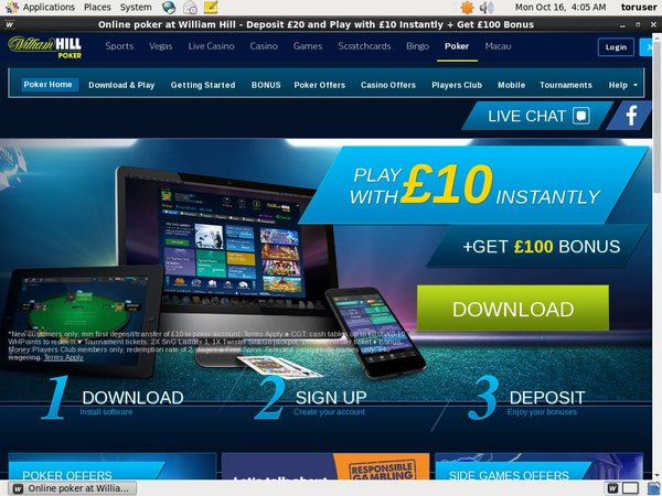 Williamhill Astro Pay