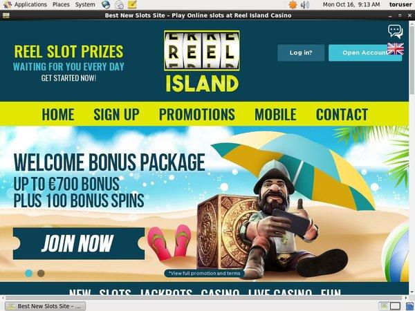 Best Bonus Reel Island