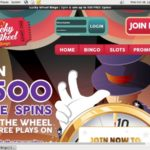 Luckywheelbingo How To Register
