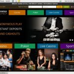 Anonymouscasino Slots