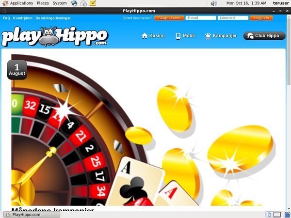 Playhippo Make Account