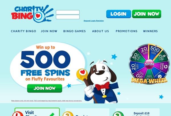 Free Poker Charity Bingo