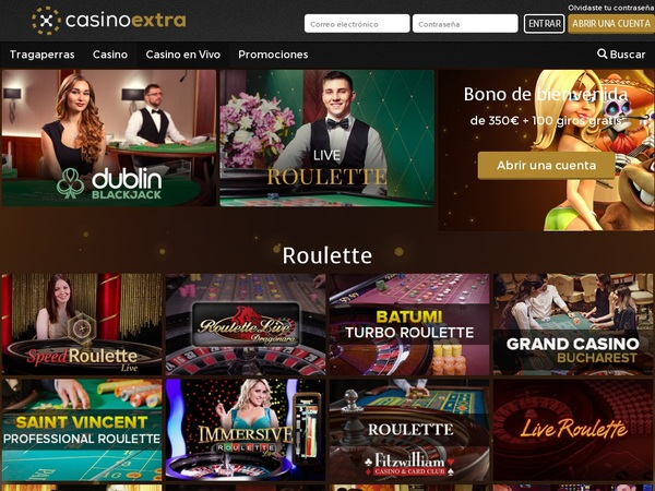 Casino Extra (playcx.com) Free Plays