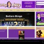 Butlers Bingo 100 Bonus