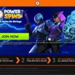 Power Spins Android App
